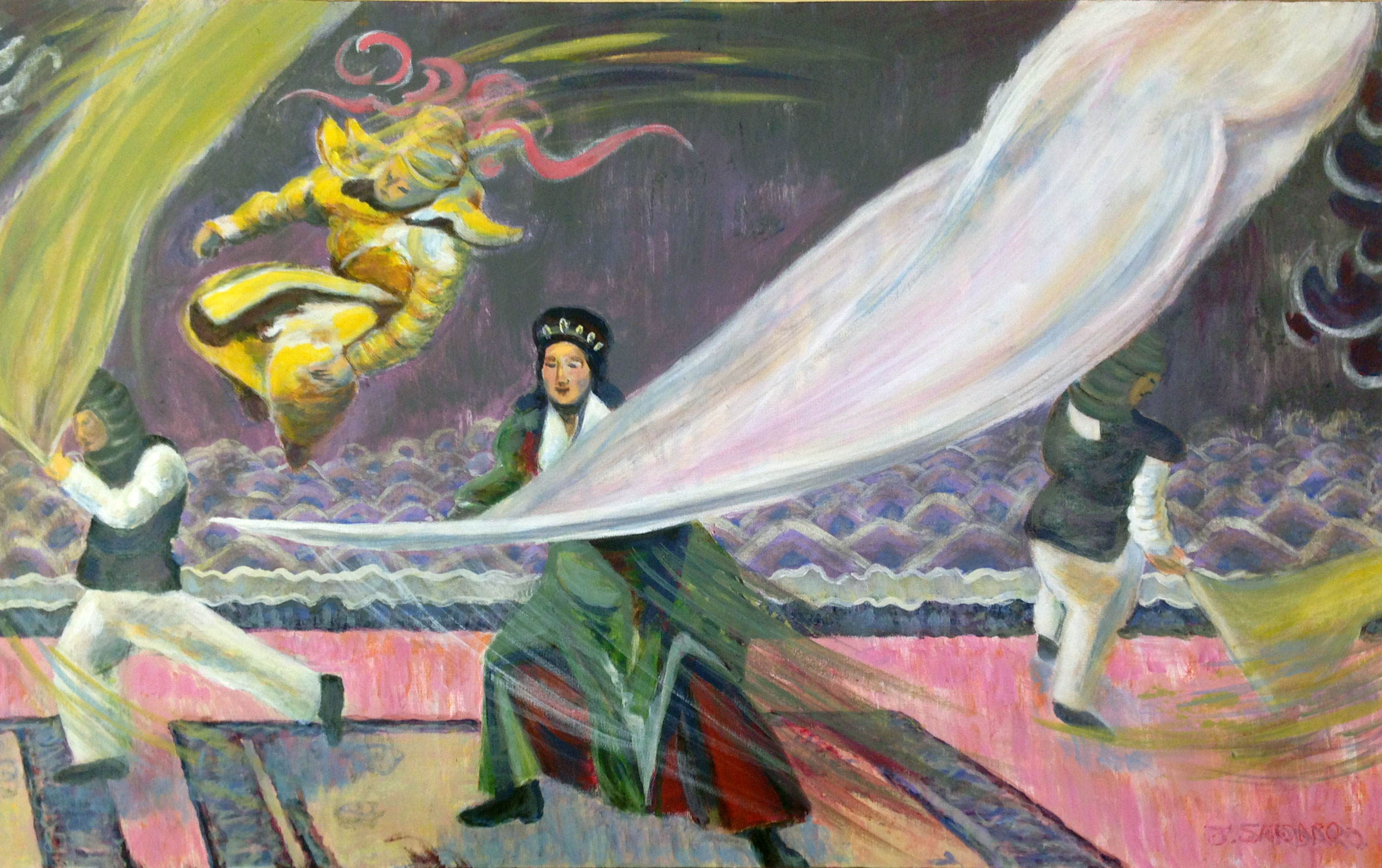 Chinese Opera Dance