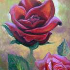 Lo How a Rose Ere Blooming